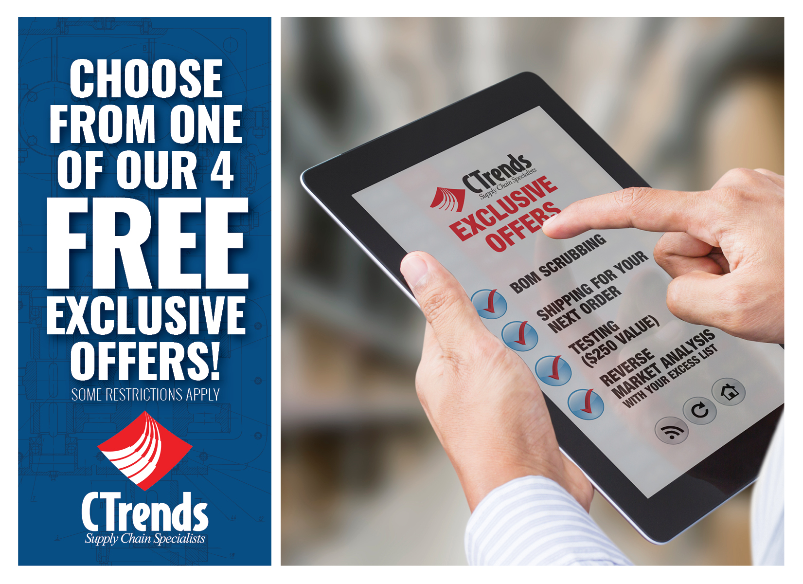 CTrends Exclusive Offers