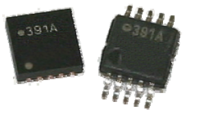 D391A Electroluminescent Lamp Driver IC